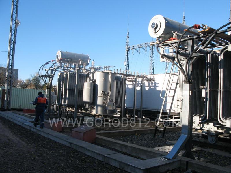 Монтаж демонтаж силовых трансформаторов